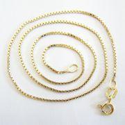 Halskette Gold 333er Venezianer 8-kt