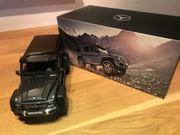 Mercedes-Benz G 500 4x4² Crazy