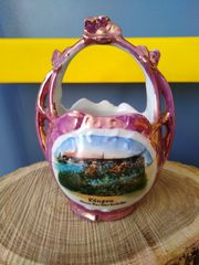 Andenken Vase Souvenier KÖNGEN Neue