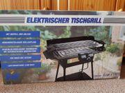 Elektro - Grill für Garten und