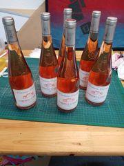Plessis Duval Rose Wein Frankreich