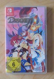 Switch Spiel Disgaea 1 Complete
