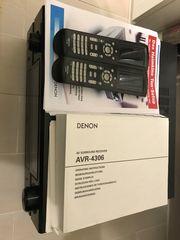 Denon AVR-4306 AV SURROUND RECEIVER
