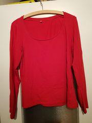 Shirt - Rot - ESPRIT - Größe XXL -