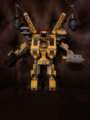 LEGO THE MOVIE Emmets Roboter