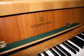 Klavier Steinway Sons F 104: Kleinanzeigen aus Egestorf Evendorf - Rubrik Tasteninstrumente