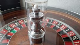 Gesellschaftsspiele - Original Casino Roulette 32 NP