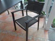 4 Gartenstühle