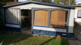 Dauercampingplatz mit zwei Wohnwagen bei: Kleinanzeigen aus Aschaffenburg - Rubrik Campingartikel