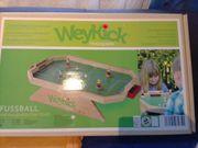 Tischfußball von WeyKick Holzspiele
