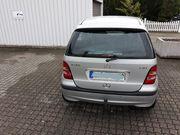 Mercedes A170 cdi EFH AHK