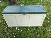 Gartenbox für Polster