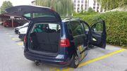 VW Sharan Allrad 4x4 mit
