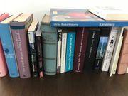 Bücher für Bücherflohmarkt