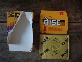 Bild 4 - Disk-Kamera mit Film 30 Aufnnahmen - Möckmühl