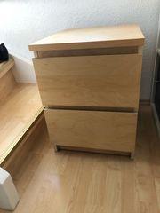Nachtkästchen Malm Ikea