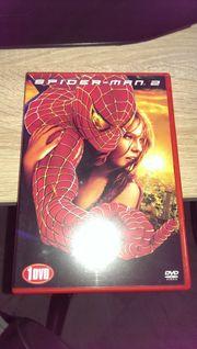 SPIDER-MAN 2 2004 DVD FSK12