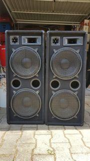 Full Range PA Lautsprecher Speaker