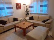 Sofa Ledersofa Couch Sitzgruppe
