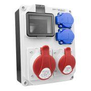 Stromverteiler HL 32A 16A 2x230V
