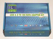 USB auf IDE SATA Adapter