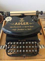 Schreibmaschine Adler Mod Nr 7