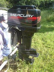 Mercury 60 PS 2-Takt Powertrim