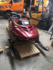 Motorschlitten Schneemobil Skidoo Formula 500