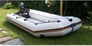Schlauchboot Kolibri 360 mit 6PS