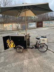 Grillfahrrad Foodbike Autark