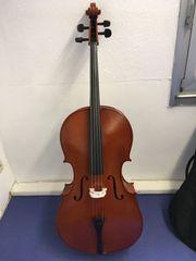 4 4 Violoncello inkl Tasche