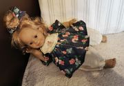 Charakterpuppe Puppe Panre ca 26cm