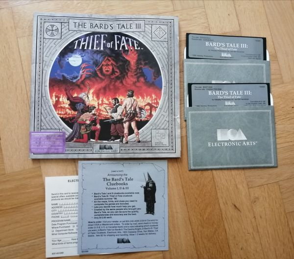 Thief of Fate The Bards