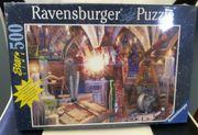 Ravensburger Puzzle Magie und Wissenschaft