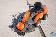 Husqvarna Rider R214 TC inkl