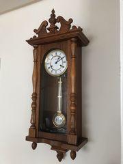 Wanduhr Hermle Regulator Pendeluhr Uhr