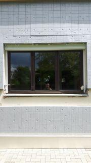 Fenster mit Rollladen