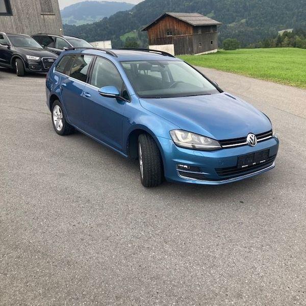Volkswagen Golf Variant Sky 1