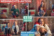 WEIHNACHTS AKTION - FAMILIEN FOTOSHOOTING