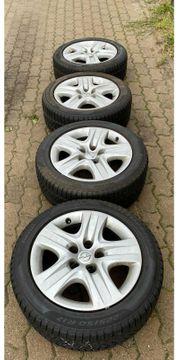 1 Satz Winterreifen Opel Insignia