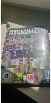 Verkaufe Spiel Football Manager 2020