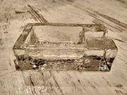 Aschenbecher Glaskunst Deko ca 8