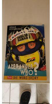 Alexander Wurz - Story