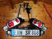 Verkaufe Fahrradgepäckträger Thule EuroClassic Pro