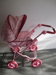 Puppenwagen Lillifee Hauck