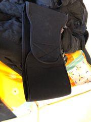 Motoradbekleidung Helm Nierengurt Handschuhe
