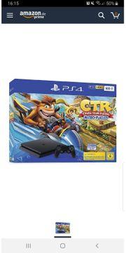 neue PlayStation 4 mit Garantie