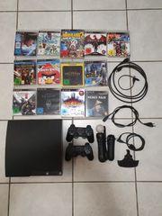 PS3 250 GB 13 Spiele