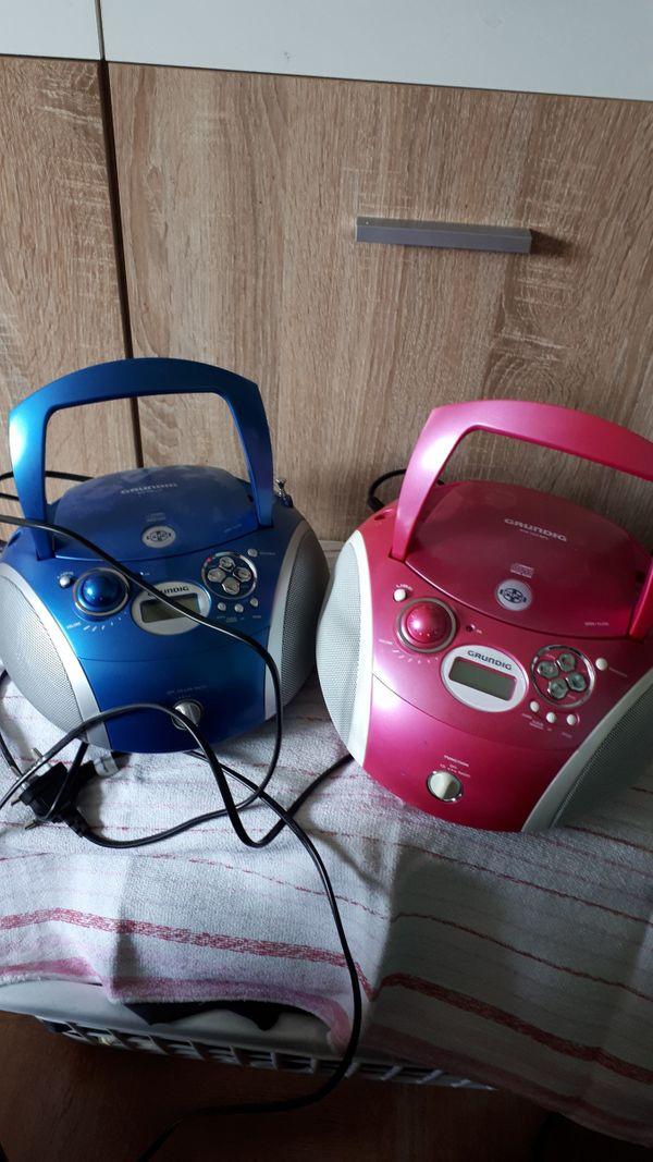 Grundig RCD 1420 MP3 Compakt
