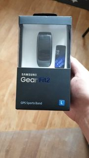 Samsung Gear Fit 2 L